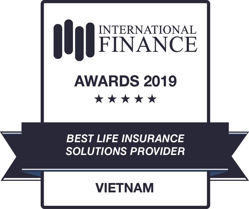 Đây là lần thứ ba liên tiếp Sun Life Việt Nam nhận được giải thưởng từ Công ty Tài chính Quốc tế của Vương quốc Anh.