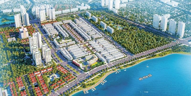 Giá nhà đất tại các khu đô thị được đầu tư tốt, chất lượng sẽ tiếp tục tăng khoảng 5 - 10% so với năm 2020.