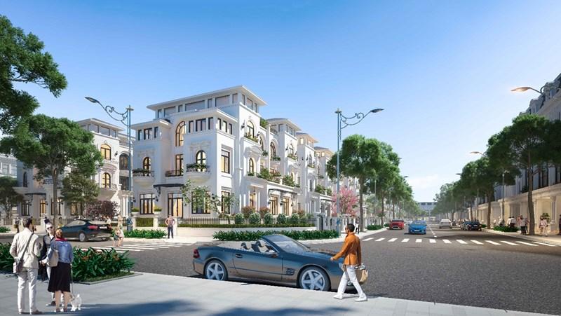 Dự án Louis City Hoàng Mai chuẩn bị ra mắt giỏ hàng thứ 2, làm nóng thị trường BĐS phía Nam Thủ đô Hà Nội.