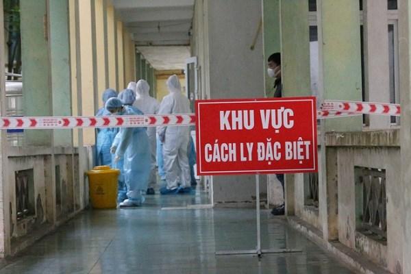 BHXH Việt Nam vừa có công văn gửi Bộ Lao động - Thương binh và Xã hội, Bộ Y tế về giải quyết chế độ BHXH đối với người lao động bị buộc thực hiện biện pháp cách ly y tế phòng dịch Covid-19.
