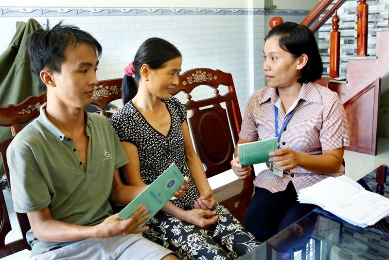 Nhiều lợi ích cho người lao động khi tham gia BHXH tự nguyện.