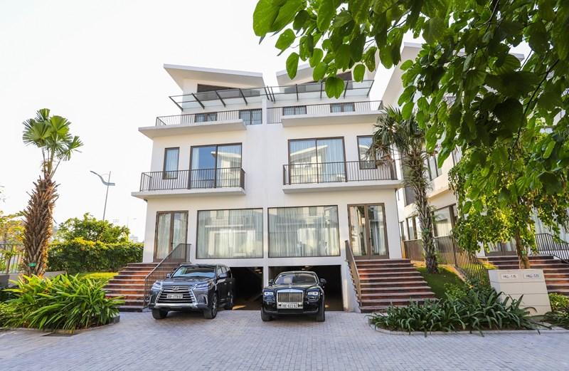 Khai Sơn Hill tạo sức hút đầu tư và chỉ còn ít căn phiên bản giới hạn.