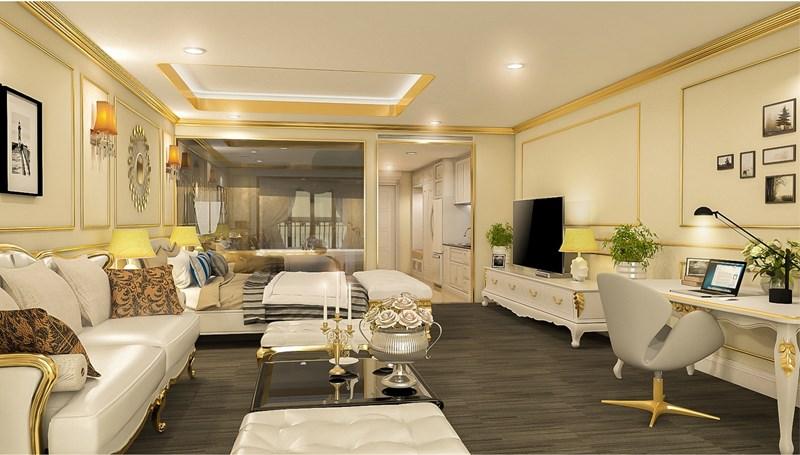 Hà Nội Golden Lake - Cam kết thuê lại 10%/năm/giá bán căn hộ bằng VNĐ.