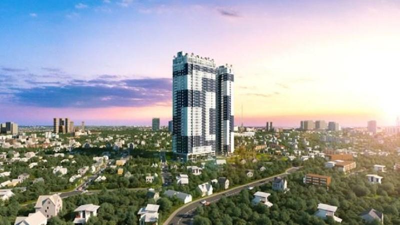 C-Sky View – cao ốc đẳng cấp, đáng sống bậc nhất Thủ Dầu Một.