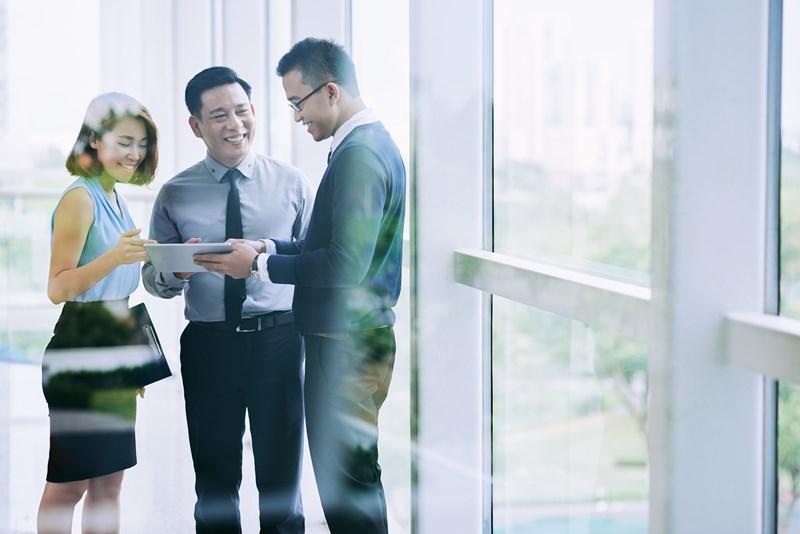 Sản phẩm bảo hiểm nhóm của Hanwha Life Việt Nam sẽ mang lại cả lợi ích cho doanh nghiệp và người lao động.