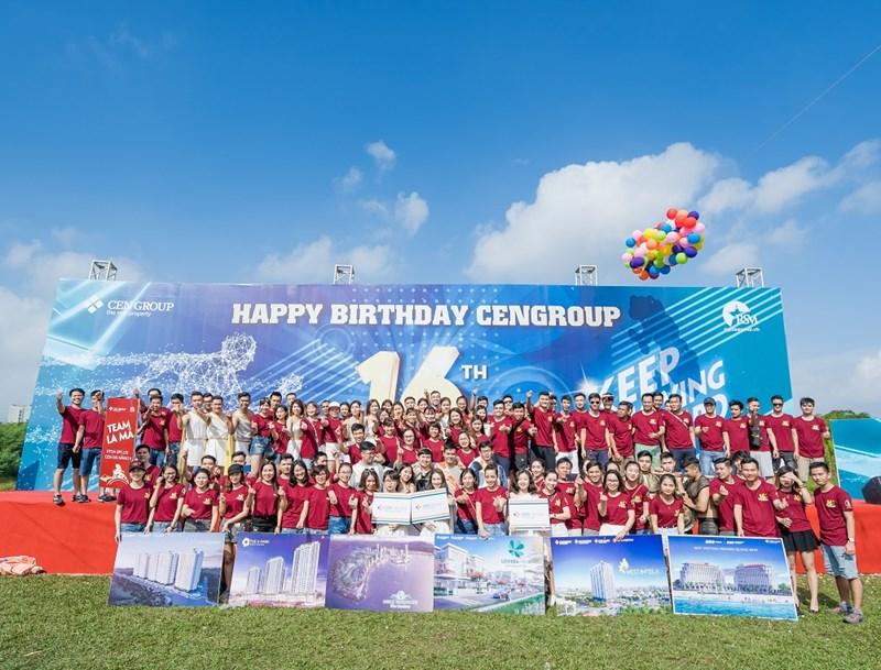 CenGroup có bề dày hoạt động văn hóa đặc sắc do chính người nhà Cen xây dựng và phát triển.