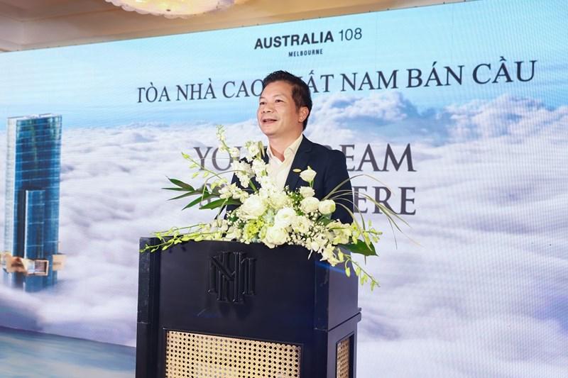 Shark Phạm Thanh Hưng – Phó Chủ tịch HĐQT Tập đoàn CenGroup chia sẻ về triển vọng đầu tư tại Úc.