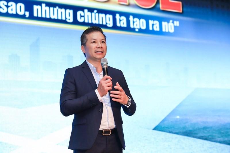 Mới đây, ông Phạm Thanh Hưng - Phó Chủ tịch HĐQT Cen Land vừa mua thành công 1 triệu cổ phiếu CRE.