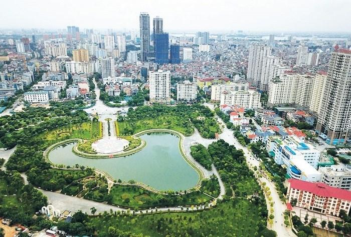 Thị trường BĐS phía Tây Hà Nội luôn có sức hút lớn đối với nhà đầu tư.