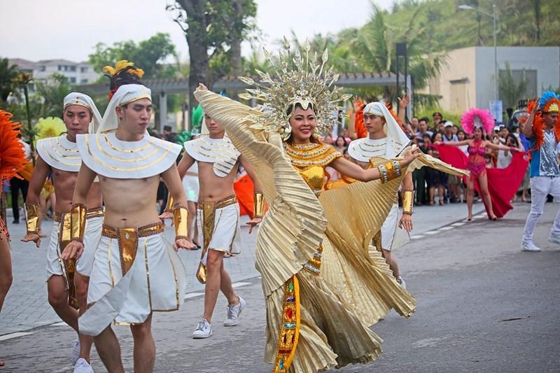 Carnaval Hạ Long 2019 tại FLC Hạ Long - Baoquangninh