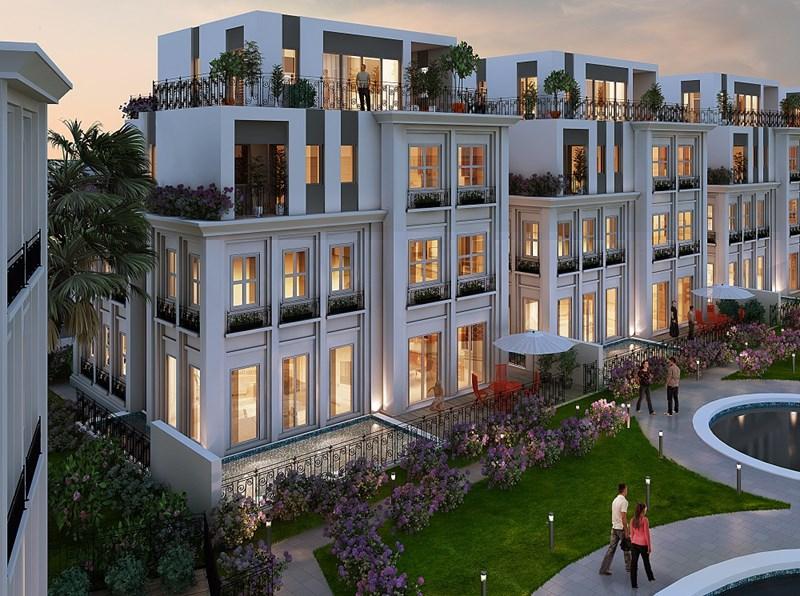 The Manor Central Park ra mắt những sản phẩm giới hạn, tọa lạc ở vị trí đẹp nhất của dự án.