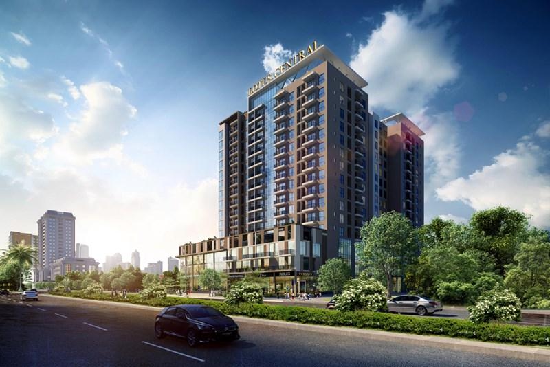 Dự án Lotus Central tại Bắc Ninh đang là tâm điểm thu hút giới đầu tư bất động sản.