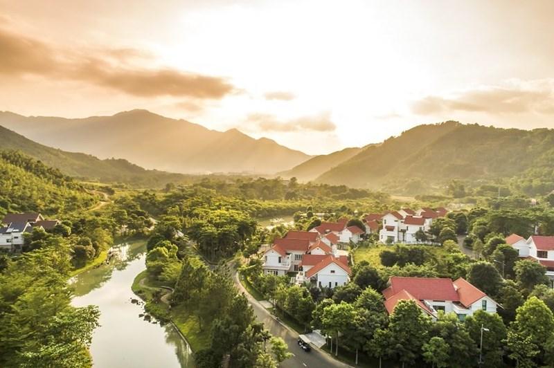 Xanh Villas (Thạch Thất, Hà Nội) - 1 trong những dự án trọng điểm của Cen Land.