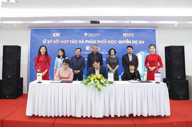 CenLand đã ký kết hợp tác và phân phối độc quyền dự án One18 cùng chủ đầu tư IDB Việt Nam .