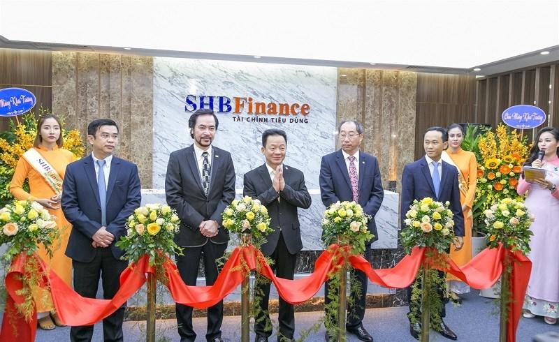 Khai trương Hội sở chính của SHB Finance.