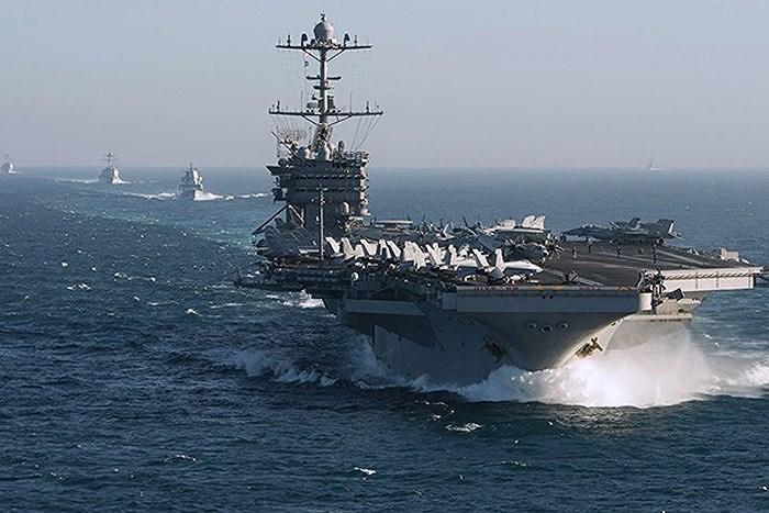 """Rõ ràng khi xét về khả năng đánh chìm tàu sân bay Mỹ đứng """"trước cửa nhà"""" thì ít người nghi ngờ về khả năng của Trung Quốc, mặc dù vậy có lẽ Bắc Kinh chưa tính đến những phản ứng của Mỹ sau đó."""