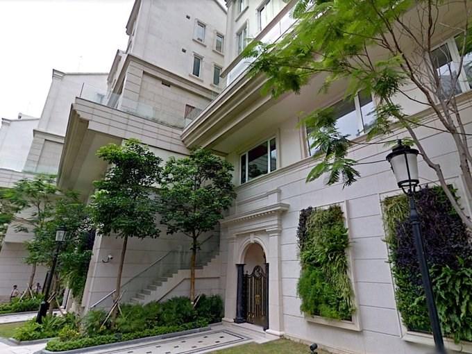 Theo Christie's International Real Estate, căn biệt thự 4 phòng ngủ này tại Deep Water Bay có giá đến 230,3 triệu USD.