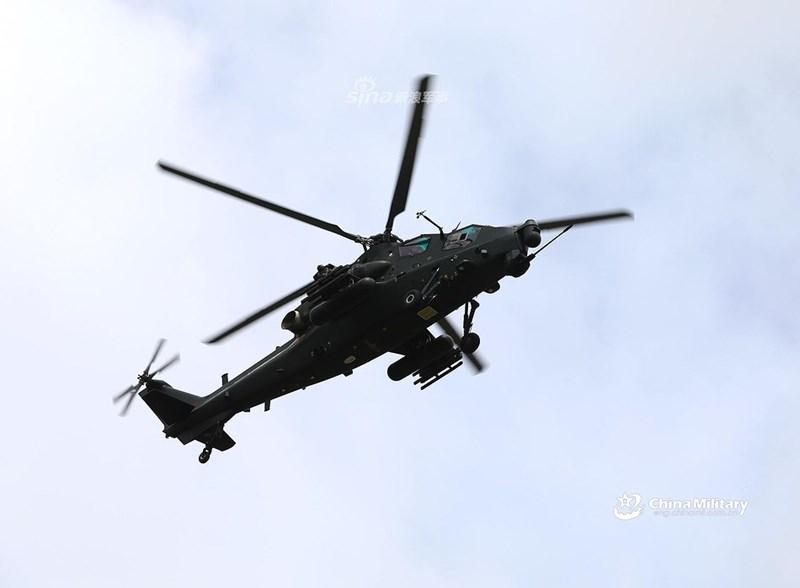 Tính năng kỹ chiến thuật của máy bay lên thẳng do Trung Quốc chế tạo theo đánh giá thì chẳng thua kém bất cứ một cường quốc quân sự nào trên thế giới.