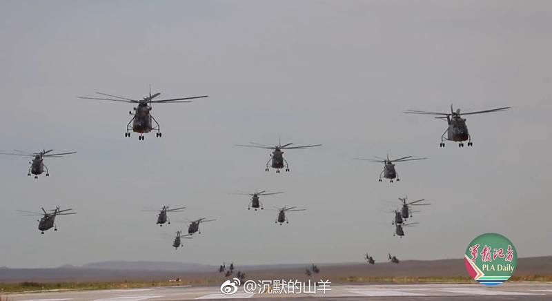 Ngoài chất lượng, số lượng trực thăng biên chế cho Lục quân Trung Quốc theo kế hoạch dài hạn là cực lớn, ước tính sẽ lên tới khoảng 2.000 chiếc, tức là vượt trội Nga và sánh ngang Mỹ.