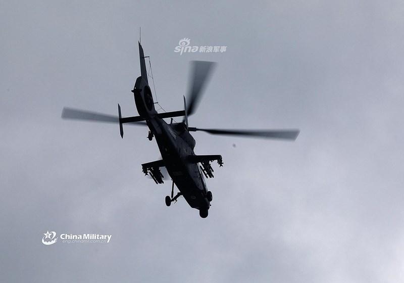Đáng chú ý nhất trong đội hình của các Lữ đoàn Hàng không Lục quân trên là những chiếc trực thăng vận tải hạng nặng Z-8G, trực thăng vũ trang Z-10, trực thăng trinh sát Z-9 và Z-19.