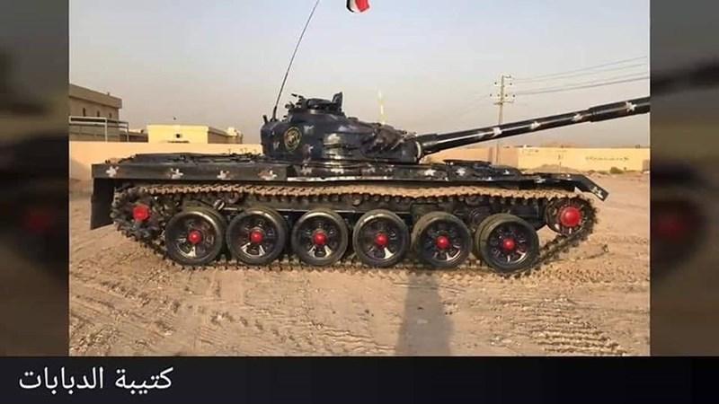 Tuy nhiên cũng không loại trừ khả năng số phương tiện thiết giáp hạng nặng này chỉ được tạm thời phối thuộc cho Cảnh sát Iraq một thời gian, khi tình hình còn căng thẳng.