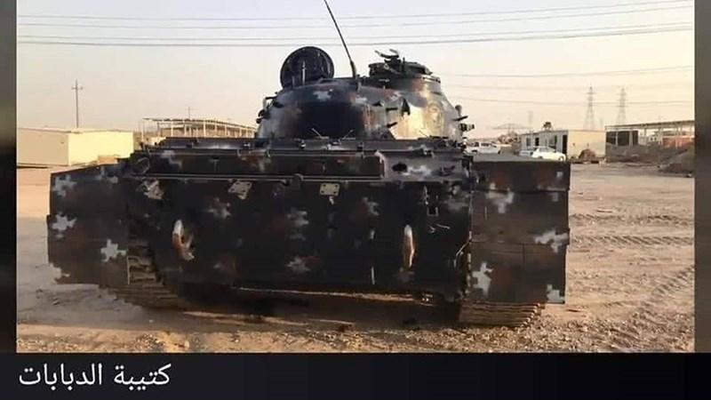 Còn về lâu về dài, khi chiến sự tại quốc gia Trung Đông này lắng dịu và tình hình an ninh được cải thiện thì những cỗ chiến xa trên sẽ được đưa trở lại thành phần của Quân đội.