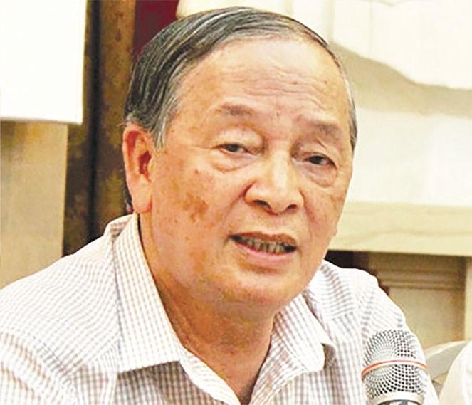 Nguyên Chủ tịch Hội Siêu thị Hà Nội Vũ Vinh Phú