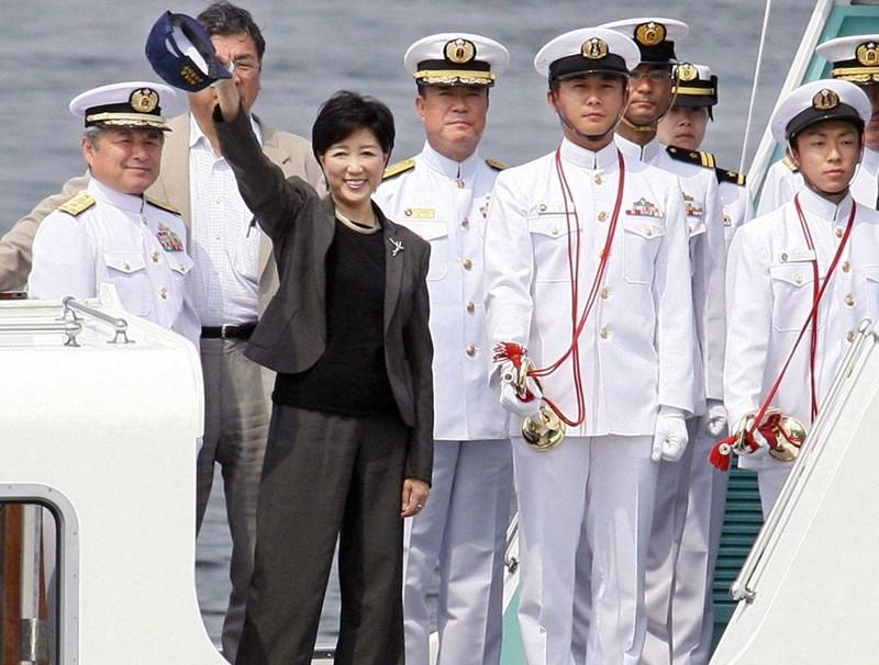 Bà Yuriko Koike là nữ Bộ trưởng Quốc phòng đầu tiên của Nhật Bản, nhưng từ chức vào tháng 8/2007 chỉ sau khi nhậm chức có 54 ngày.