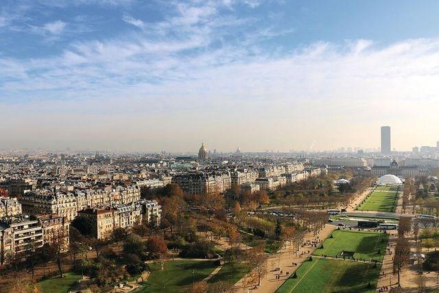 """Paris, Pháp: Luôn có lý do để đến thăm """"kinh đô ánh sáng"""". Nền tảng văn hóa - nghệ thuật ở thành phố này không bao giờ gây thất vọng."""