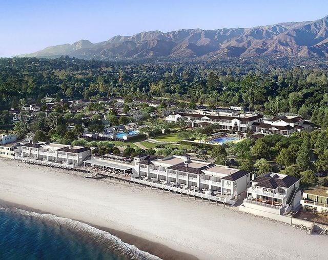 Khu vực Central Coast, California, Mỹ: Đây là điểm đến hấp dẫn hàng đầu tại bang California, ở đây, ngoài cảnh biển đẹp, các dịch vụ nhà hàng, khách sạn cũng không ngừng cải thiện, nâng cấp chất lượng.