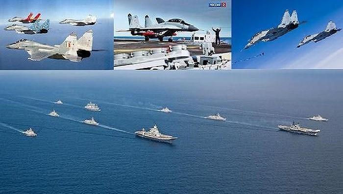 Theo các phương tiện truyền thông Ấn Độ, vào ngày 27/2, tàu sân bay duy nhất của nước này - chiếc INS Vikramatia đã rời khỏi căn cứ hải quân Mumbai với đội tàu hộ tống và sau đó đóng hệ thống định vị hàng hải.