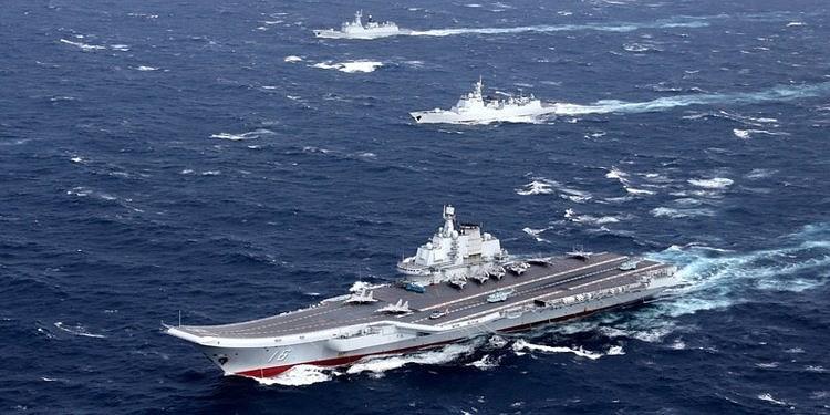 Hiện nay Hải quân Trung Quốc đã xây dựng được hai biên đội tác chiến tàu sân bay có năng lực khá đáng nể, bao gồm chiếc Type 001 Liêu Ninh (CV-16) tân trang từ tàu Veryag cùng chiếc Type 001A CV-17 chế tạo trong nước.