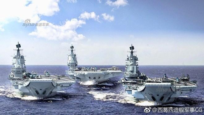 Đứng trước yêu cầu trên, Hải quân Trung Quốc đã nhanh chóng đề ra yêu cầu phải thiết kế ngay một lớp tàu sân bay thế hệ mới sử dụng máy phóng nhằm khắc phục các nhược điểm trên.