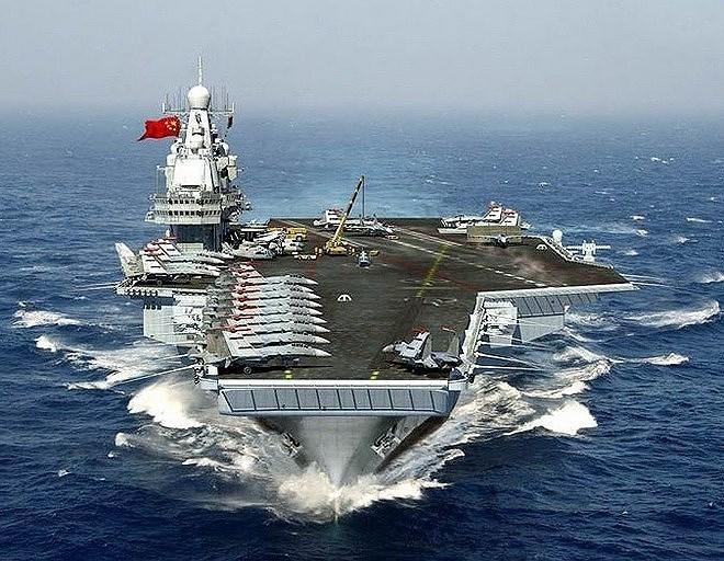 Khi tàu sân bay Type 003 hoàn thành, tiêm kích hạm J-15 của Trung Quốc đã có thể mang theo tải trọng vũ khí và nhiên liệu ở mức tối đa, đây là điều mà đường cất cánh kiểu nhảy cầu không cho phép.