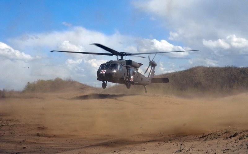 Biến thể này thường được dùng cho các đơn vị quân y của quân đội Mỹ.