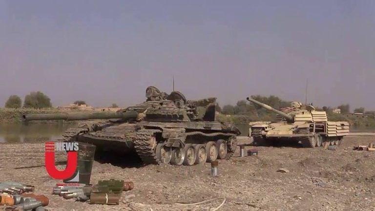 """Đặt cạnh biến thể cơ bản T-72AV mà Quân đội Syria đang còn rất nhiều trong trang bị thì rõ ràng T-72 Shafrah II/III chỉ được xem như một biện pháp """"chữa cháy"""" tạm thời."""