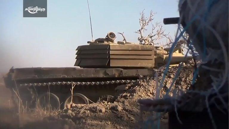 Phần giáp phụ bổ sung này bị nhận xét rằng gần như không có khả năng ngăn chặn hiệu quả luồng xuyên từ đạn chống tăng dạng nổ lõm truyền thống.