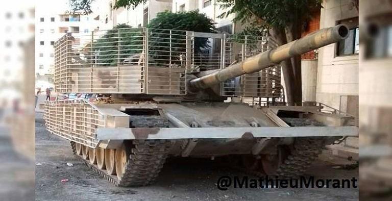 Bộ giáp phụ này được cho là đã giúp nhiều chiếc chiến xa tránh khỏi bị phá hủy sau khi trúng đạn xuyên lõm RPG-7 hay thậm chí là tên lửa chống tăng BGM-71 TOW.