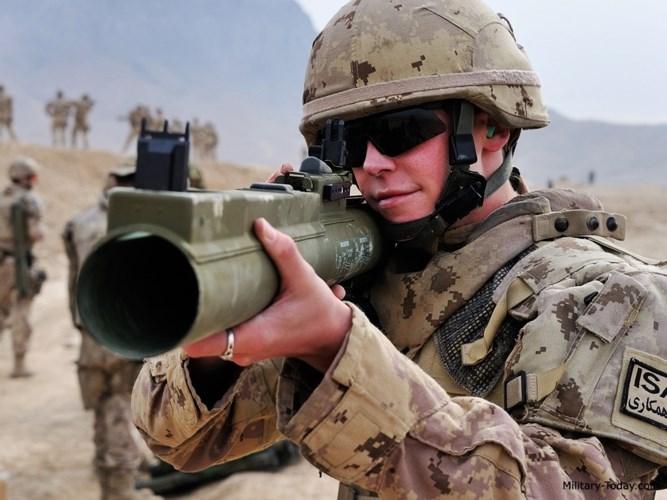 Chúng vẫn là một trong số những loại vũ khí thông dụng được sử dụng trong nhiều quốc gia cũng như các lực lượng vũ trang khác.
