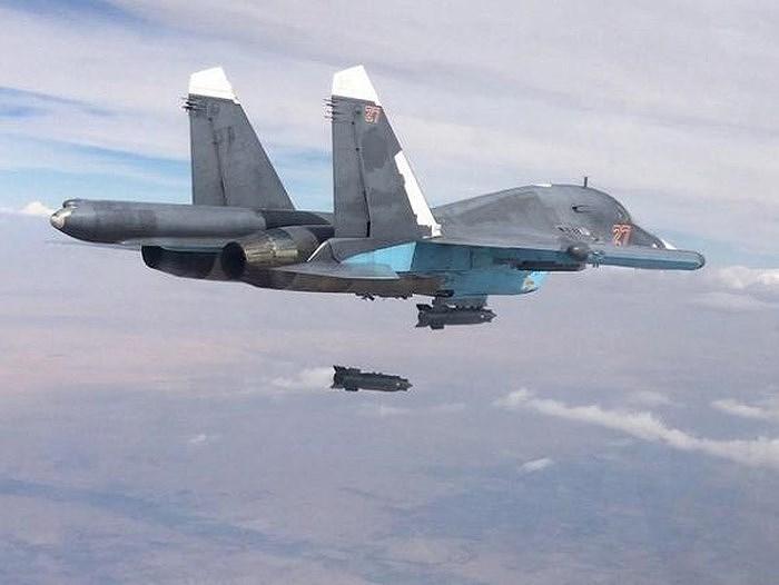 Quân đội Nga vạch ra một lằn ranh đỏ ở Mhardeh và Al-Suqaylabiyeh, bất cứ khi nào hai thị trấn này bị tấn công bởi lực lượng đối lập, Không quân Nga thường đáp trả lập tức bằng cách đánh vào phiến quân cố thủ tại Idlib.