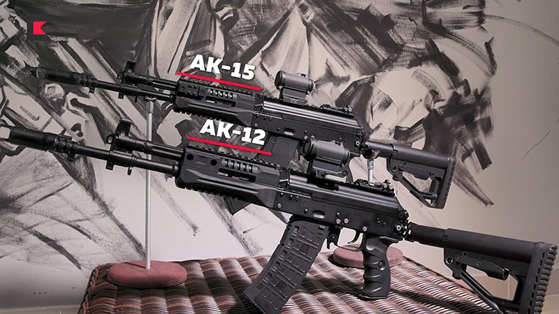 Báng súng có thể điều chỉnh chiều dài để phù hợp với người dùng, đồng thời gập được nhằm tăng sự gọn nhẹ.