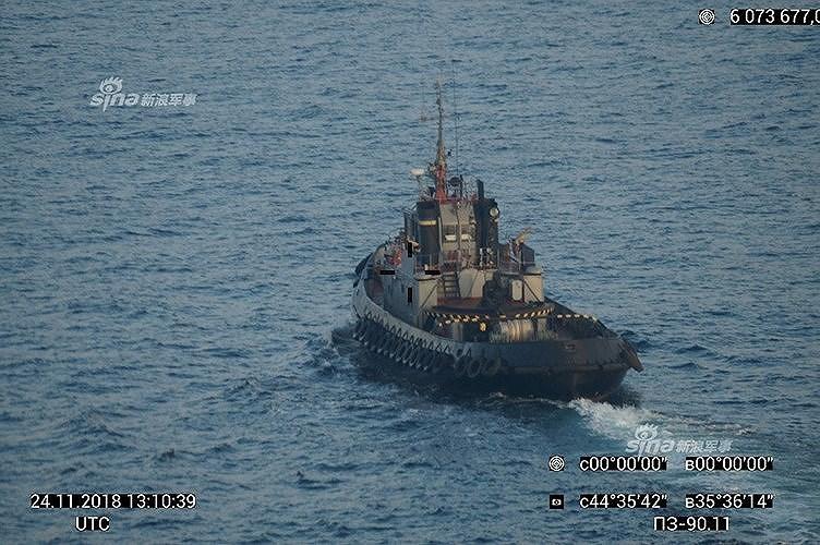 Cần lưu ý rằng ngay sau sự kiện ngày 26/11, trước nguy cơ khối quân sự NATO sẽ ép dụng biện pháp trả đũa trên với mình thì Nga đã cấp tốc mở lại eo biển Kerch.