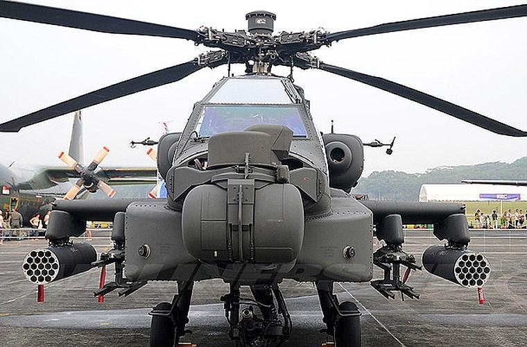 Bộ Ngoại giao Mỹ hôm 27/11 đã xác nhận việc Ai Cập dự định chi 1 tỷ USD để mua 10 trực thăng tấn công AH-64E Apache tối tân nhất, 24 động cơ 1700-GE-701D, các linh kiện thay thế và nhiều trang thiết bị đi kèm khác.