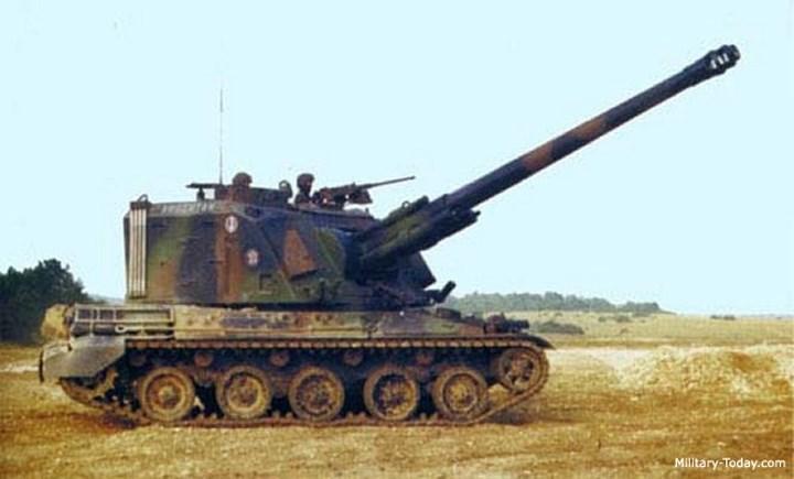 Một số khẩu pháo này đã được Pháp xuất khẩu sang Iraq, Kuwait và Saudi Arabia.