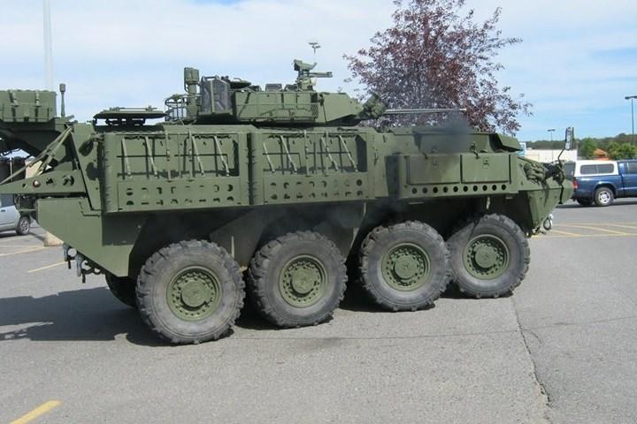 Xe có khả năng chịu được các loại đạn xuyên giáp cỡ 14,5mm.