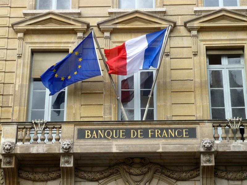 [Infographic] Ngân hàng Trung ương Pháp hạ dự báo tăng trưởng do biểu tình - Ảnh 1