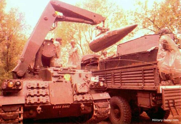 Sau khi Liên Xô tan rã, Pháp đã dần loại khỏi biên chế hệ thống tên lửa cực nguy hiểm này. Ảnh: Military-Today.
