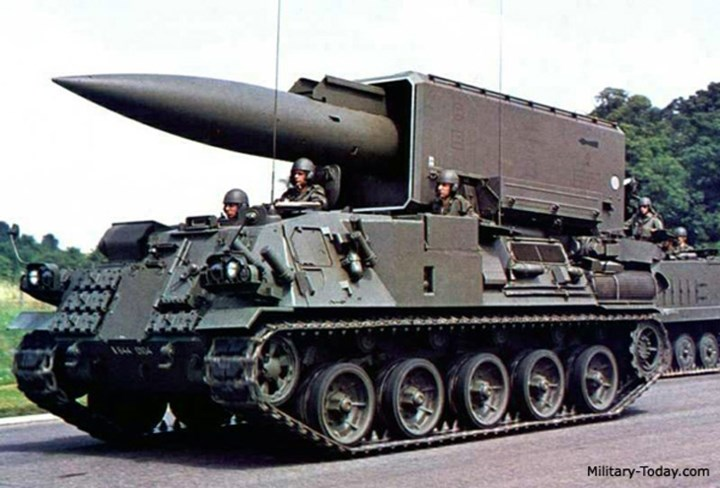 Độ sai số mục tiêu của hệ thống tên lửa Pluton trong khoảng 150m. Ảnh: Military-Today.