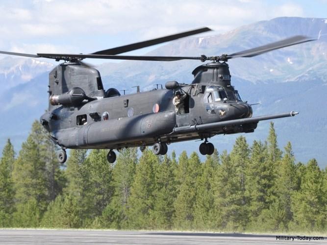 Ngoài ra, trực thăng này còn có thể thực hiện các nhiệm vụ tầm xa, cả ngày lẫn đêm và trong điều kiện thời tiết khắc nghiệt. Ảnh: Military-Today.