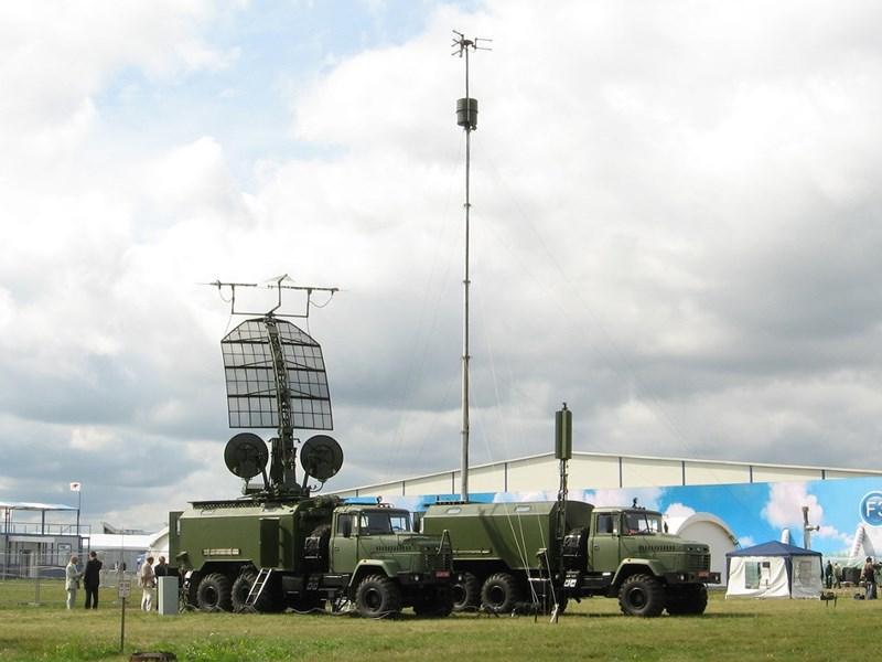 Kolchuga là một hệ thống trinh sát điện tử thụ động do Ukraine nghiên cứu phát triển, nó có thể phát hiện các mục tiêu bay từ khoảng cách 800 km ở mọi độ cao.
